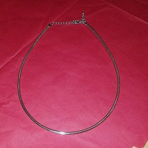 Premier Designs Chic Round Omega Necklace
